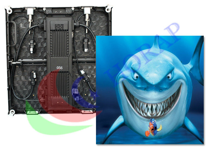 Front Maintenance P2.84 Indoor Rental LED Display Board For Event , Die - Casting Aluminum